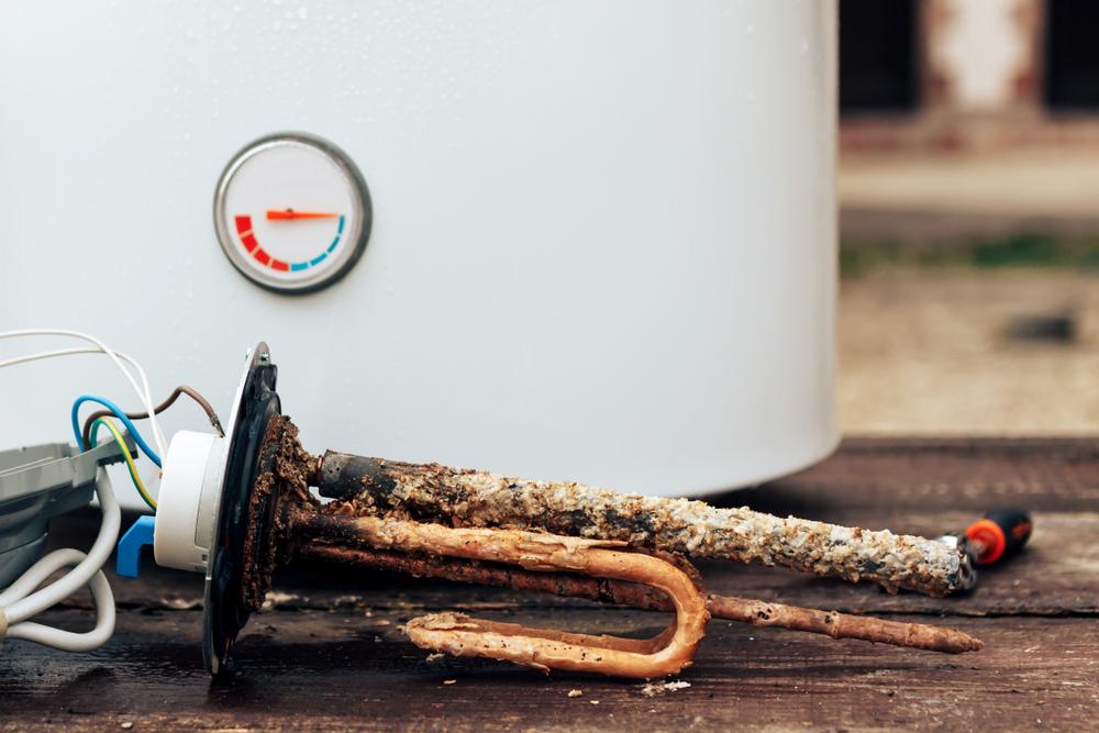 Replace or Repair Broken Water Heater